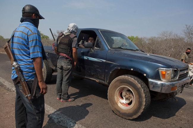 Acusa PGJE de Michoacán interés por regalías de Ternium detrás de autodefensa